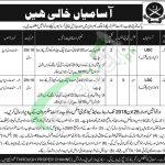 Punjab Regiment Centre Mardan Jobs