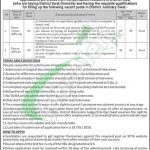 Session Court Swat Jobs
