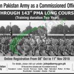 PMA Long Course 143