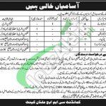 CMH Multan Jobs 2019
