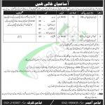 EME Center Records Wing Quetta Jobs