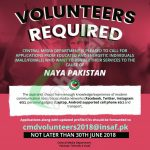 Volunteer Jobs