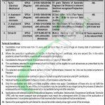 PO Box 734 Peshawar Jobs