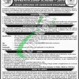 Suparco Apprenticeship Scheme