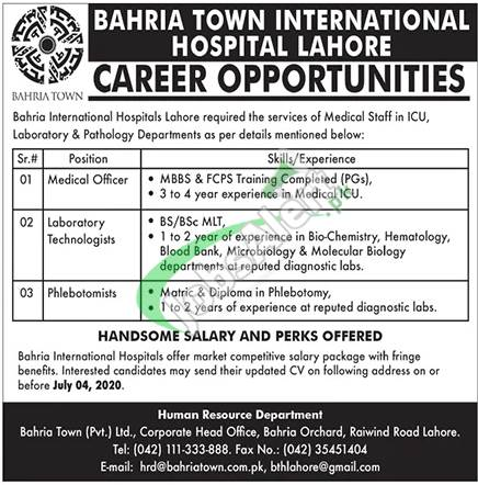 Medical Officer Jobs