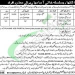 Excise and Taxation Rawalpindi Jobs