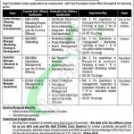 Fauji Foundation Jobs 2018 Rawalpindi
