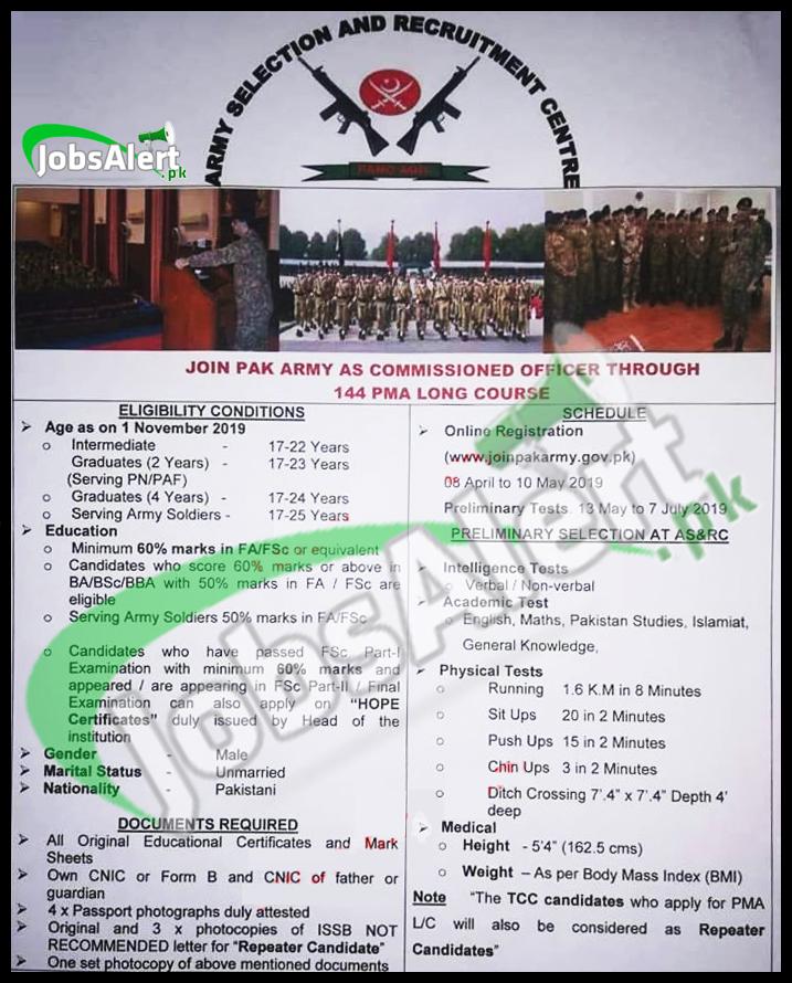 PMA Long Course 145