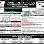 Pakistan Air Force Commission
