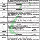 ITU Lahore Jobs 2019