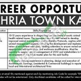 Bahria Town Jobs