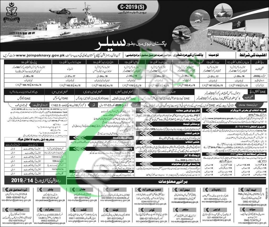 Sailor Jobs