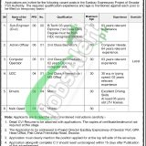 Gwadar Port Authority Jobs