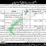 Punjab Labour Court Jobs 2019