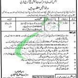 Session Court Karachi North Jobs
