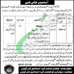 Deputy Commissioner Office DI Khan Jobs