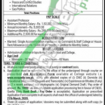 Command and Staff College Quetta Jobs