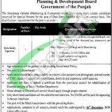 Planning and Development Punjab 2019