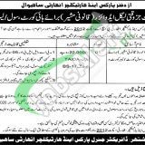 Parks & Horticulture Authority Sahiwal Jobs 2020