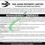 PARCO Management Trainee