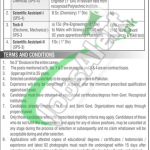 PO Box 1021 Islamabad Jobs