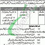 Cantonment Board Jhelum Jobs