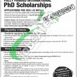 PEEF Scholarship