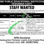 APS Peshawar Jobs
