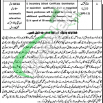 District and Session Court South Waziristan Jobs