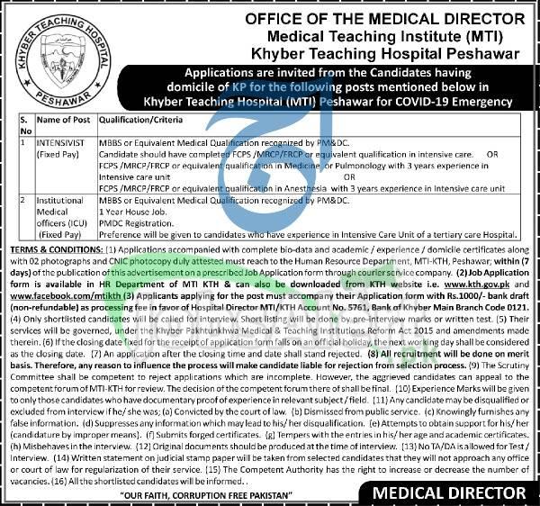 Medical Officer Jobs