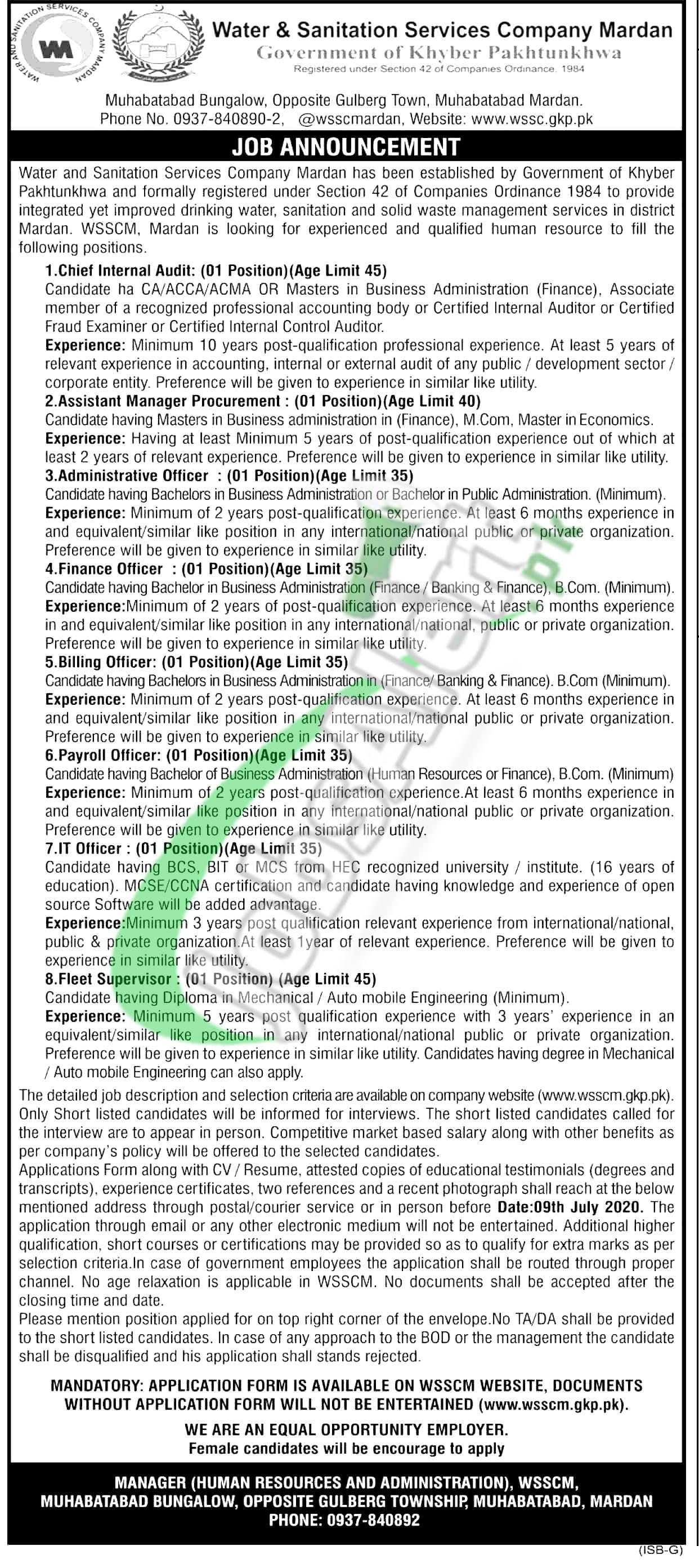 Billing Officer Jobs