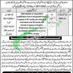 District and Session Court Mansehra Jobs