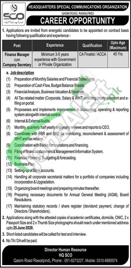 Company Secretary Jobs