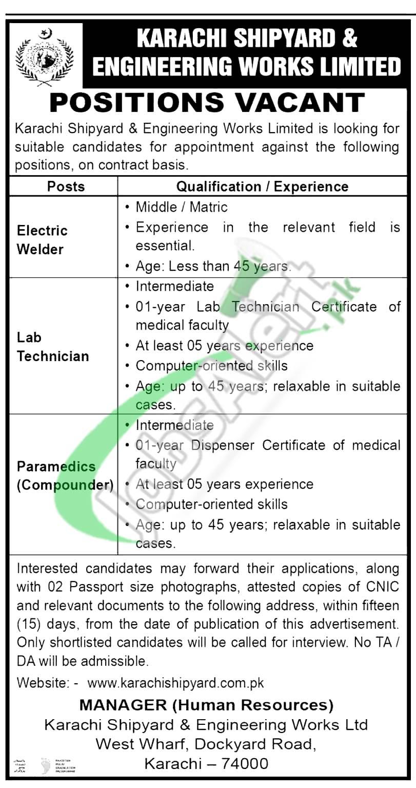 Lab Technician Jobs