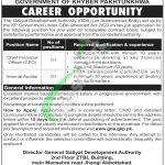 Galiyat Development Authority Jobs