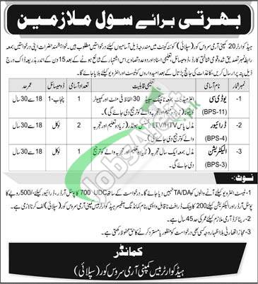 Upper Division Clerk Jobs