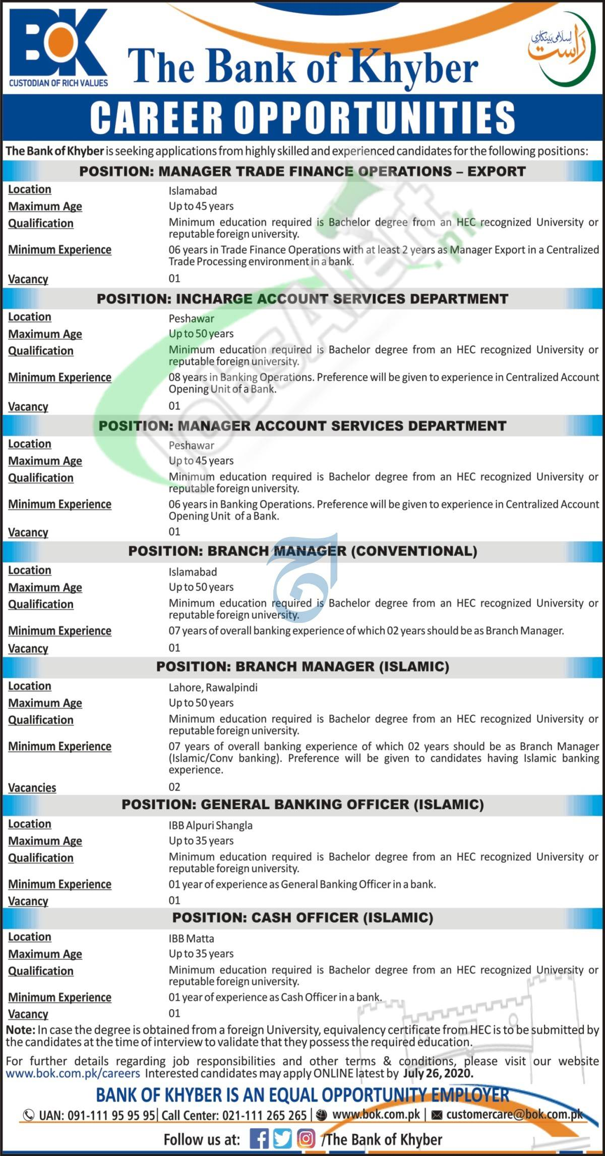 Cash Officer Jobs
