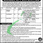 PO Box 138 Peshawar Jobs