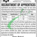 SNGPL Apprenticeship