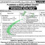 Planning and Development Board Jobs