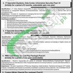 Allama Iqbal Open University Islamabad Jobs 2021