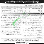 Pak Army Junior Leaders Academy Shinkiari Jobs