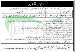 Fixed Communication Signal Company Pano Aqil Jobs