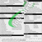 Institute of Space Technology Jobs