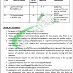 PO Box 551 Islamabad Jobs