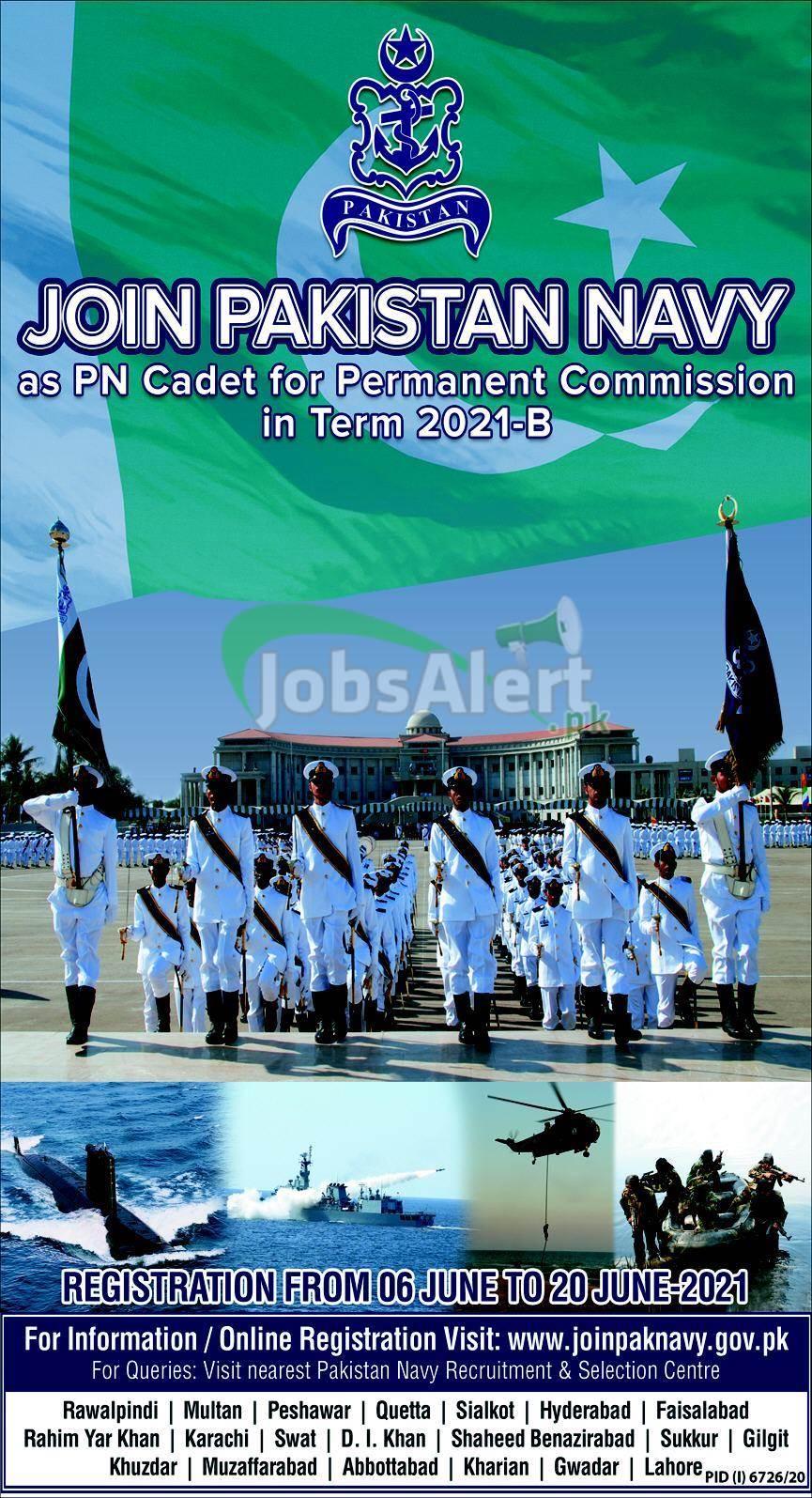 PN Cadet 2021 B
