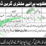 Military Grain Depot Lahore Cantt Jobs