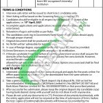 Home & Tribal Affairs Department KPK Jobs