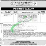 Karachi Port Trust Jobs 2021