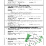 KPPSC Advertisement 07/2021